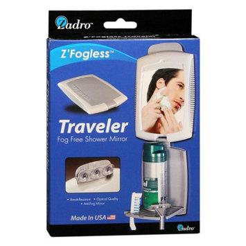 Z'Fogless Traveler Fog Free Shower Mirror