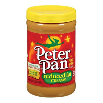 Peter Pan Reduced Fat Creamy Peanut Butter 16.3oz