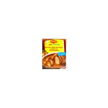 Maggi German Pork Roast Mix, 1.27-Ounce (Pack of 10)