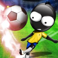 Robert Szeleney Stickman Soccer 2014