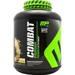 Muscle Pharm Combat Protein Powder 5lbs. Cookies and Cream