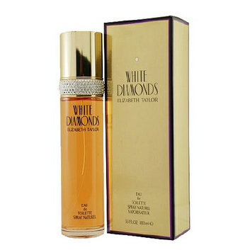 Elizabeth Taylor White Diamonds Eau De Toilette Spray 3.3 oz