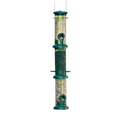 Exhart Three Chamber Mixed Feeder (Discontinued by Manufacturer)