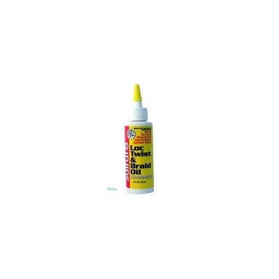 Sulfur 8 Sulfur8 Loc Twist and Braid Oil, 4 Ounce