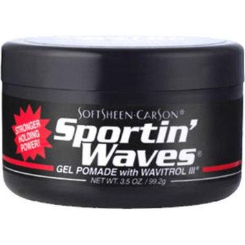DDI Sportin Waves Gel Pomade- Case of 6