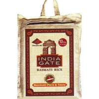 India Gate Basmati Rice, 10-Pounds Bags