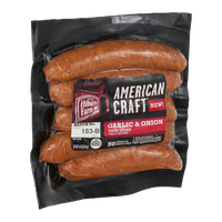 Hillshire Farm American Craft Polish Sausage Garlic & Onion - 5 CT