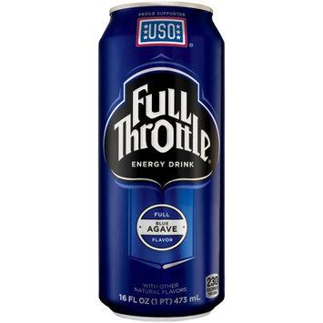 Full Throttle Blue Agave Energy Drink