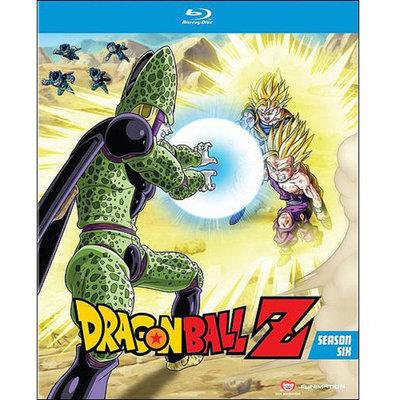 DragonBall Z: Season Six (Blu-ray)