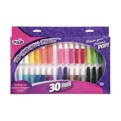 Duncan Tulip 3D Multicolored Fashion Paint 30-ct.