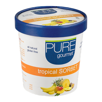 Pure Gourmet Sorbet Tropical