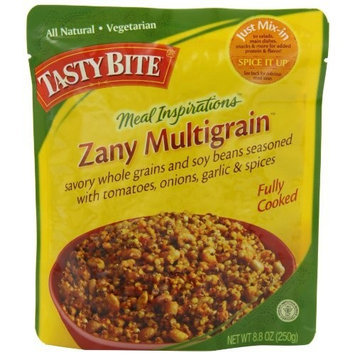 Tasty Bite Zany Multigrain Meal Inspirations, 8.8 Ounce Packages (Pack of 6)