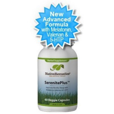 Native Remedies - SerenitePlus 60 cap