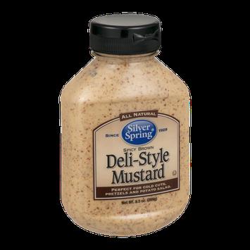 Silver Spring Deli-Style Mustard