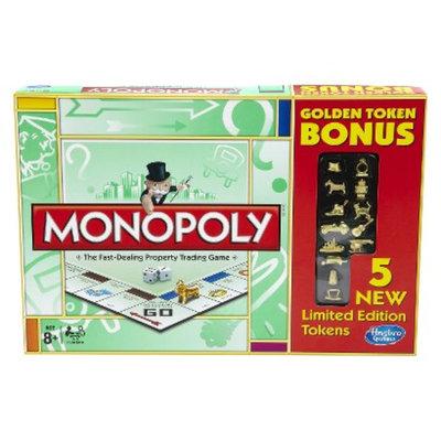 Monopoly Golden Token Bonus