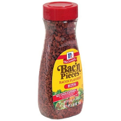 McCormick Bacon Bits 3.25-Ounce Unit (Pack of 12)