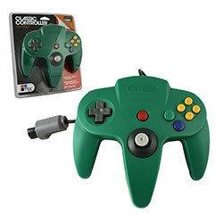 N64 - Controller OG - Green (TTX TECH)