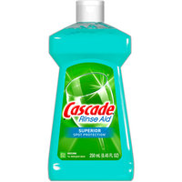Cascade Spot And Film Protection Crystal Clear Rinse Agent