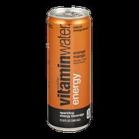 vitaminwater Energy Sparkling Beverage