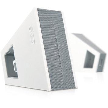 Microlab FC10 Triangle 2.0 Speaker System, White
