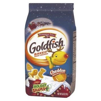 Pepperidge Farm Goldfish Holiday Shapes - 6.6 oz