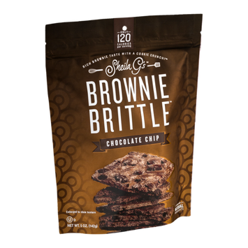 Sheila G's Brownie Brittle Chocolate Chip