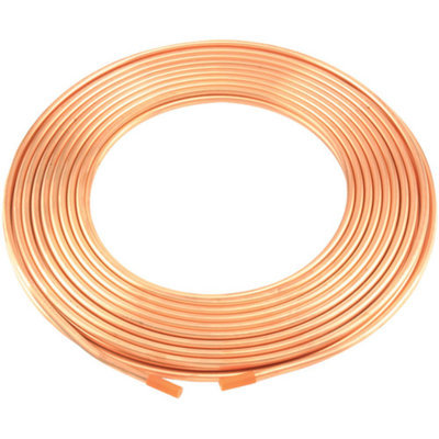 Cardel Industries, Inc. Refrigeration Copper Tubing Soft Coils