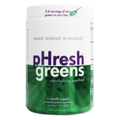 pHresh Products pHresh Greens Alkalizing Superfood 10 oz