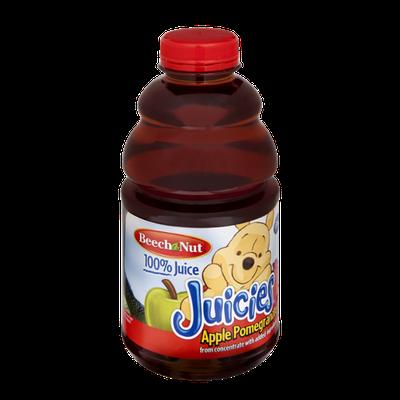 Beech Nut 100% Apple Pomegranate Juicies Juice