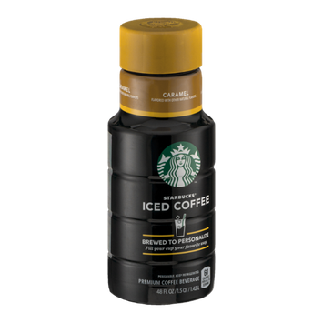 Starbucks Iced Coffee Caramel