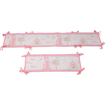 Disney Princess Happily Ever After Crib Bumper