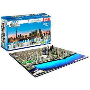 4D Cityscape 4D Toronto Skyline Time Puzzle