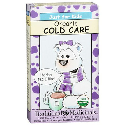 Traditional Medicinals Just for Kids Tea
