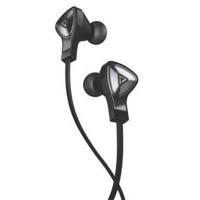 Monster Cable Monster DNA In-Ear Headphones - Black (MHDNAIEBKCAWW)