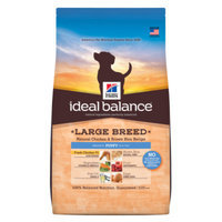 Hill's Ideal Balance Hill'sA Ideal BalanceTM Large Breed Puppy Food