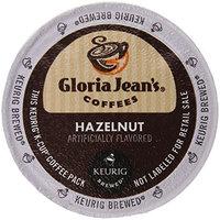 Keurig, Gloria Jean's, Hazelnut, K-Cup Counts, 50 Count