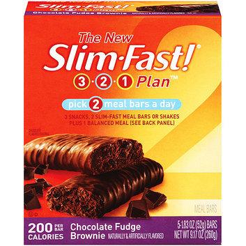 Slim Fast Chocolate Fudge Brownie Meal Bar