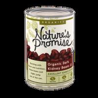 Nature's Promise Organics Organic Dark Kidney Beans