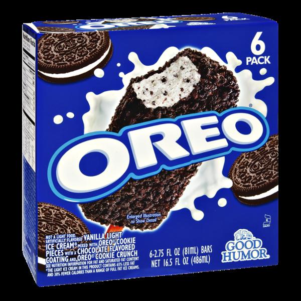 Good Humor Oreo Ice Cream Bars