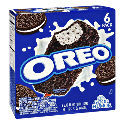 Good Humor Oreo Ice Cream Bars