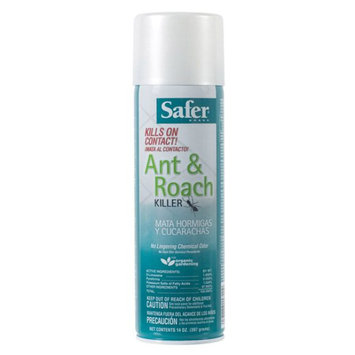 Safer Brand Ant and Roach Killer - Aerosol