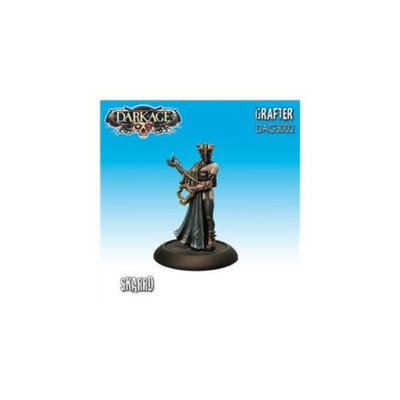 Dark Age Games 3002 Skarrd Grafter - 1, Miniatures And Miniature Games