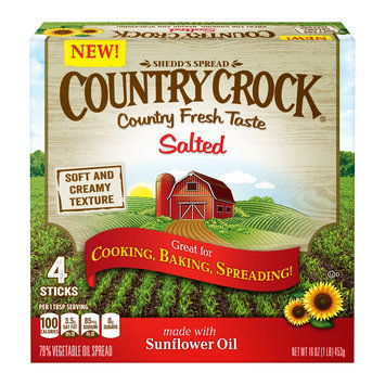 Country Crock® Salted Buttery Sticks