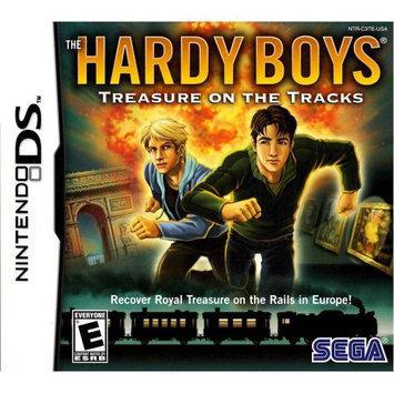 Sega Hardy Boys: Treasure on the Track