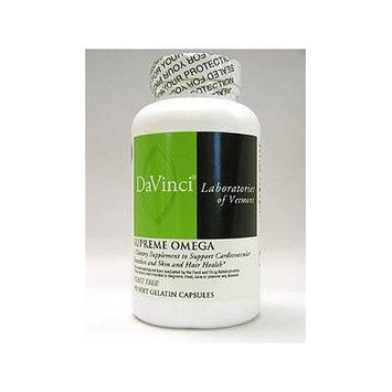 Davinci Labs Supreme Omega 90 Softgels