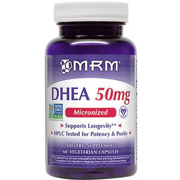 MRM DHEA 50 mg - 60 Vegetarian Capsules