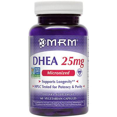 MRM - DHEA 25 mg - 60 Vegetarian Capsules