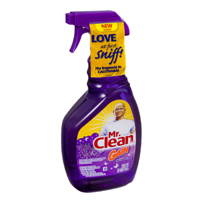 Mr. Clean with Gain Lavender Multi-Surface Cleaner