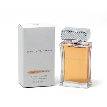 David Yurman Exotic Essence Eau de Toilette Spray - Women's (Orange/Vanilla/Peach)