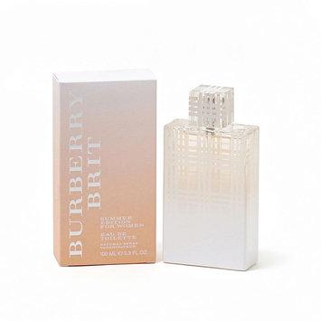 Burberry Brit Summer Eau de Toilette Spray - Women's (Almond/Pear/Lime)